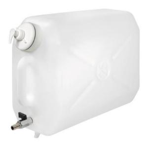 S.S.S 15 L Tanica in plastica con rubinetto